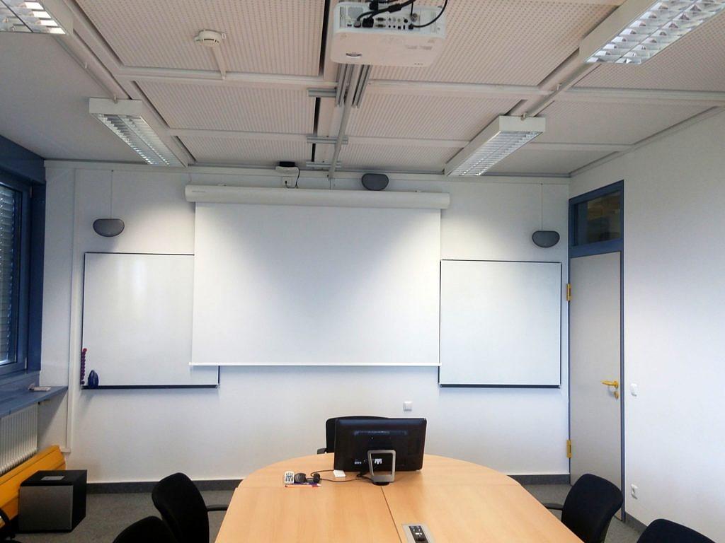 Ansicht Seminarraum