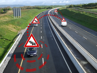 Bild zur Fahrzeugkommunikation