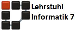 Lehrstuhl für Informatik 7